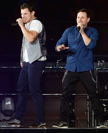 Nick Family Singing Show : family, singing, Celebrity, Siblings, Siblings,, Lachey,, Families