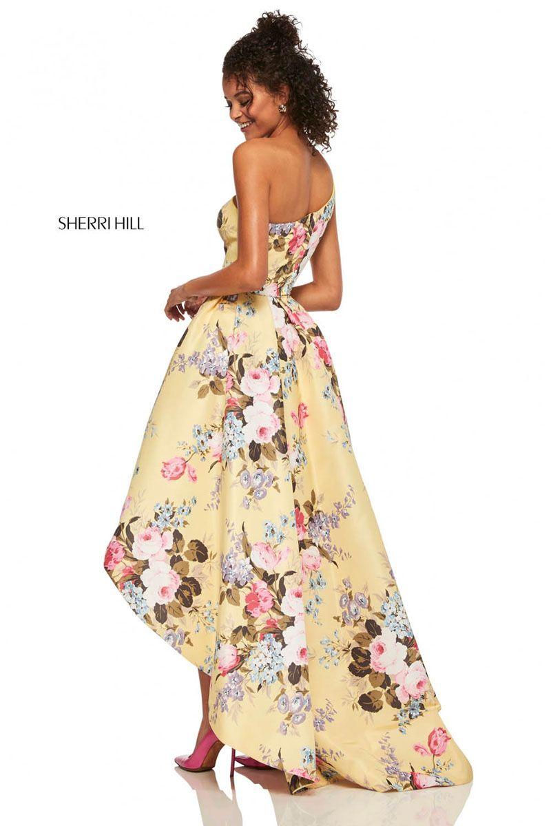 Sherri Hill 52489 Formal Approach Prom Dress 52489 Dresses Formal Evening Dresses Strapless Dress Formal [ 1200 x 800 Pixel ]