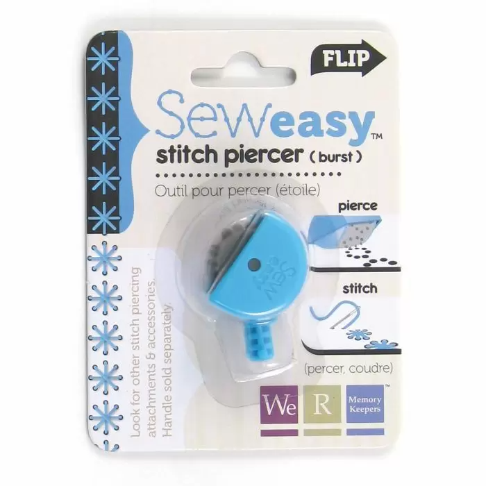 We R Memory Keepers • Sew easy stitch piercer burst