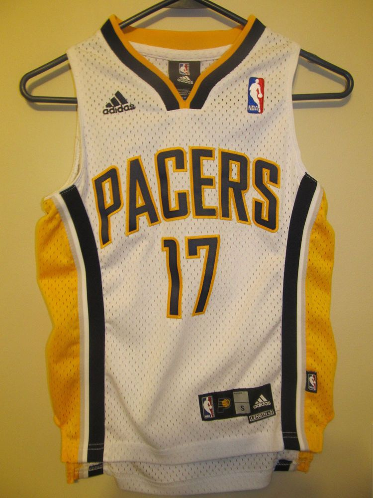 895fd3f15c1 Mike Dunleavy - Indiana Pacers Authentic Jersey - Adidas Youth Small #adidas  #IndianaPacers