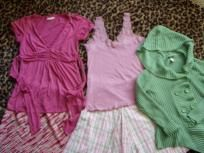 $14!!! womens/Juniors clothes size m/l, ship incl!!!