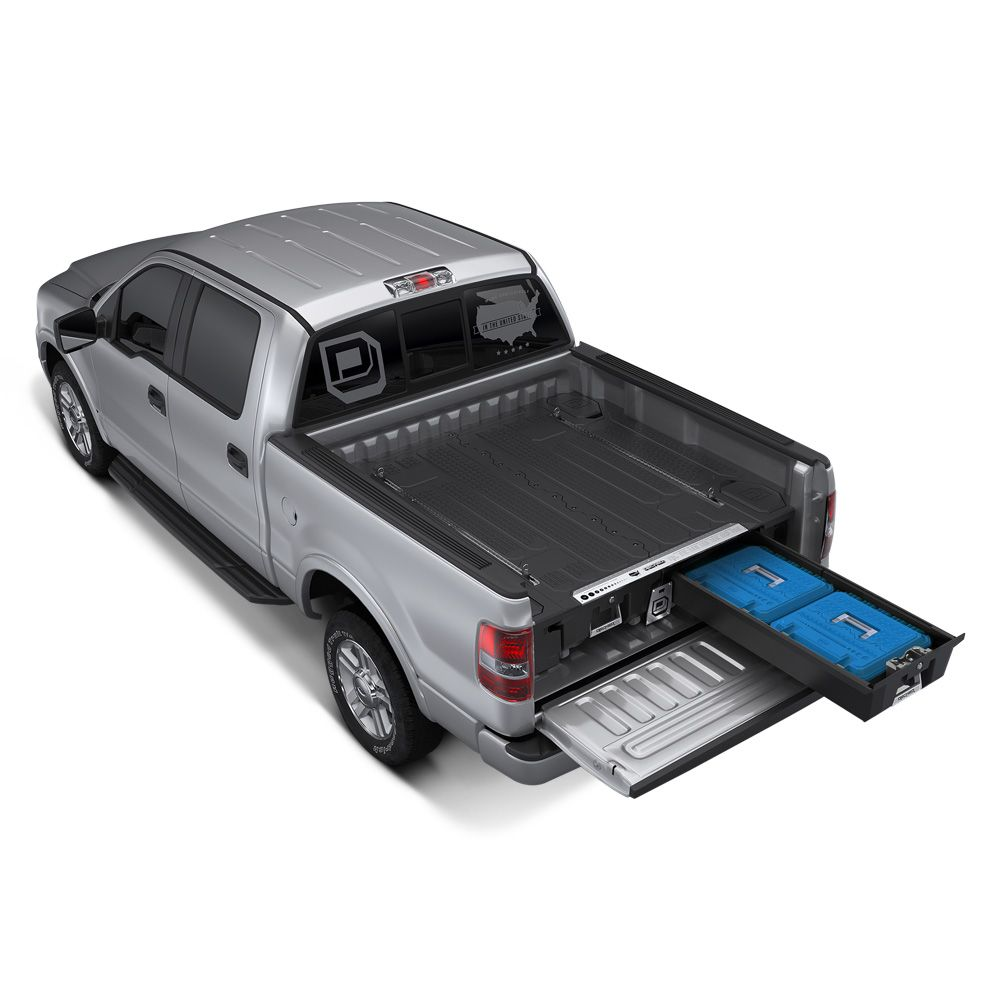 Decked Truck Bed Storage System Truck Bed Storage Truck Bed Decked Truck Bed