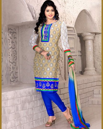 Function wear salwar suit material Blue in cotton Jaquard only at 849.00rs   Surat Dream-Only one shop for women!!! Visit us at http://suratdream.com/ Call us 7760657542