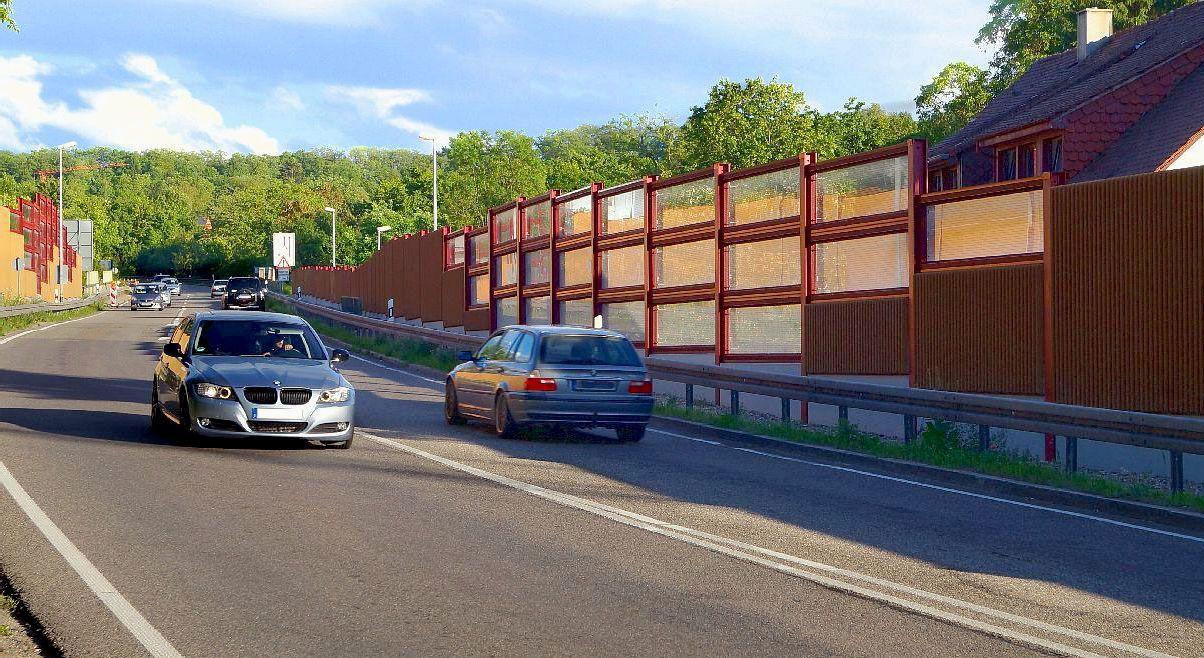 sound barrier wall barrier sound walls pinterest