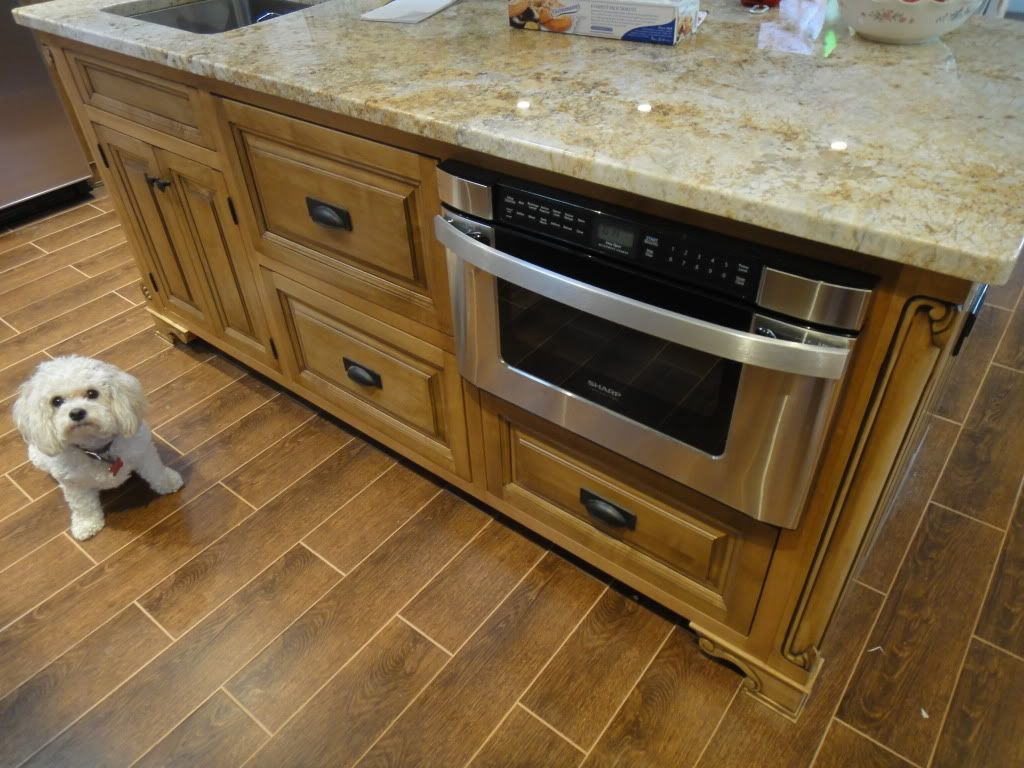 Porcelain floor tile re who loves their porcelain wood floor dailygadgetfo Choice Image