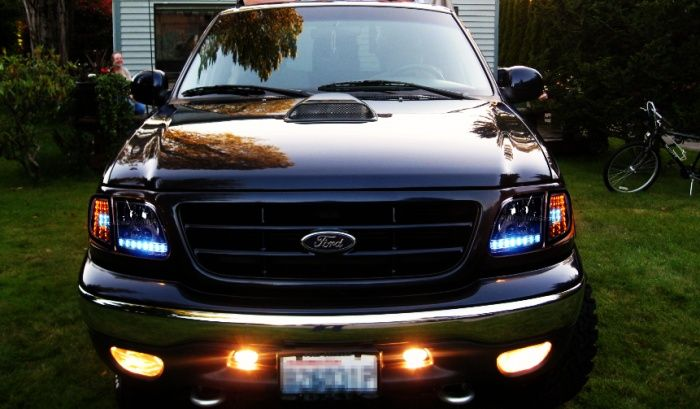 How Should I Make The Headlights Pics Page 2 Ford F150