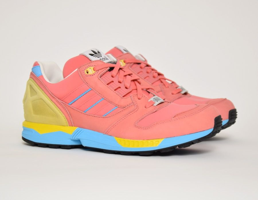 74651ef5f adidas ZX 8000 Fall of the Wall Bravo  sneakers