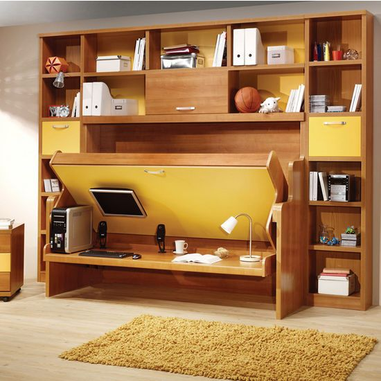 Hafele Hiddenbed Hardware Mechanism For Foldaway Bed With Desk