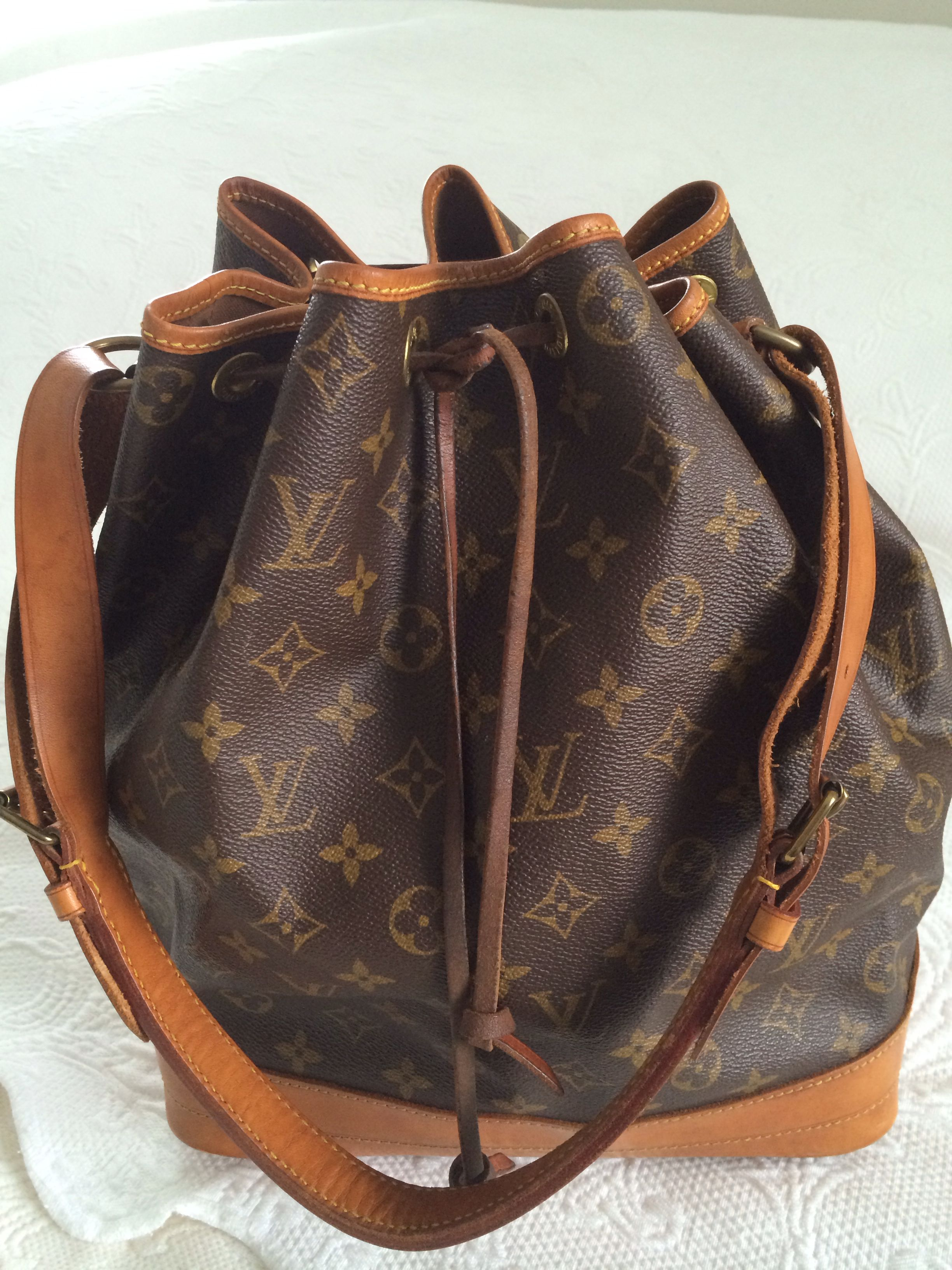 Vintage Lv Malletier Noe Louis Vuitton Collection Louis Vuitton Vintage Louis Vuitton