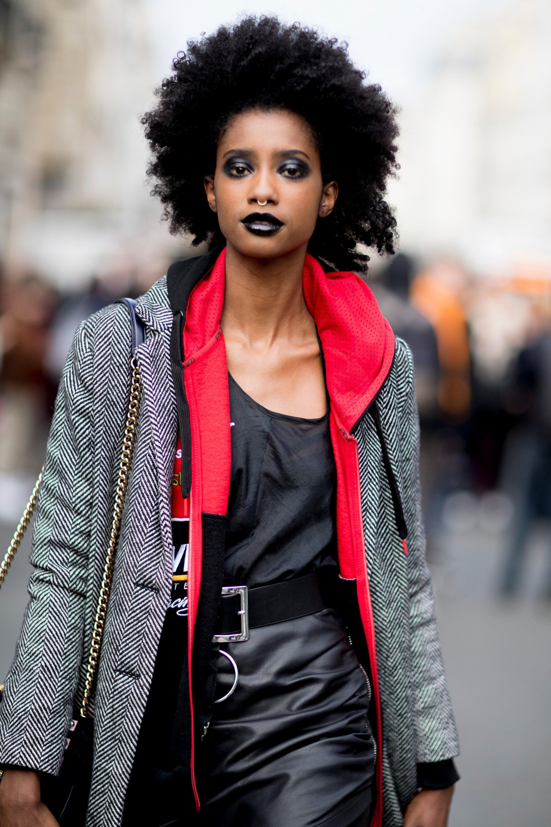Paris Fashion Week: Bringing Back theAfro