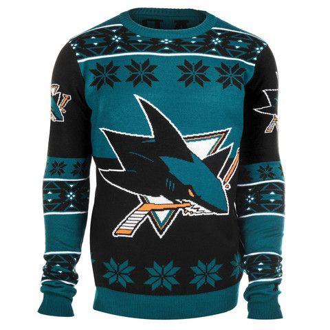 San Jose Sharks Ugly Christmas Sweater San Jose Sharks Jmjk