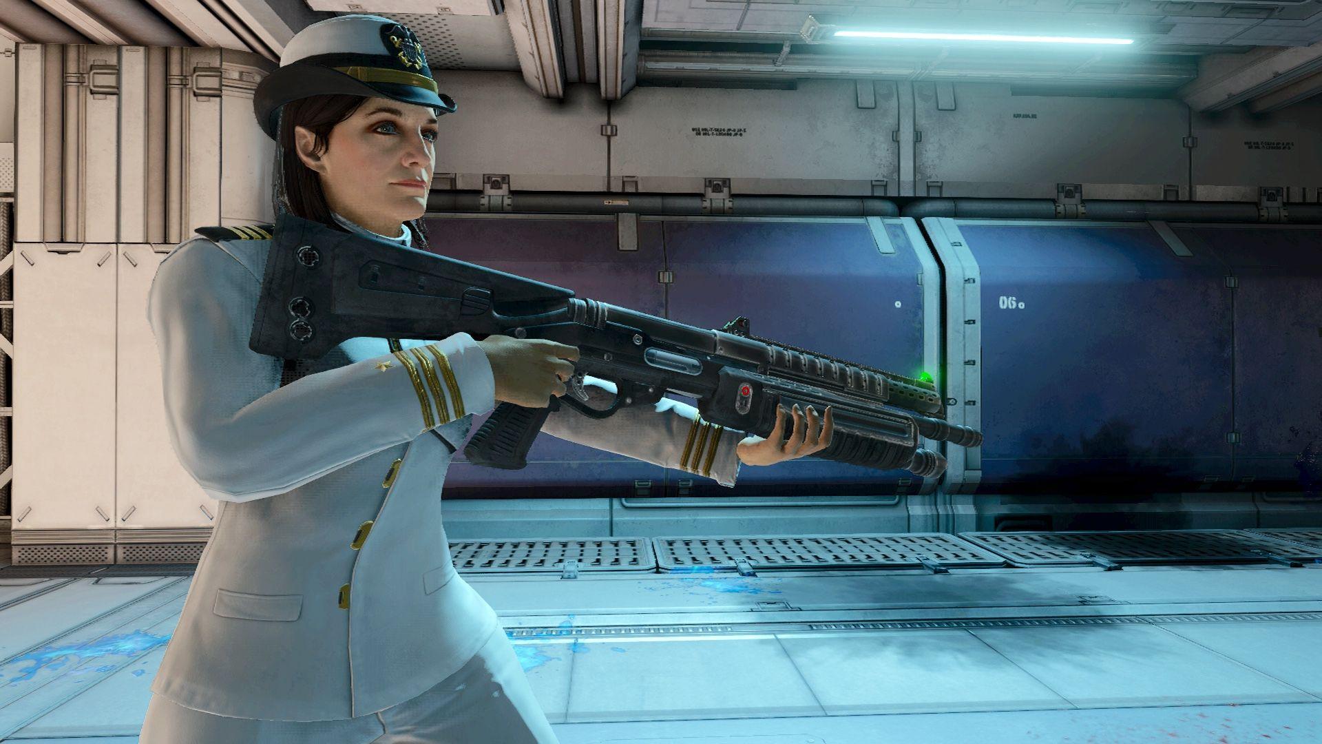 Halo 2 anniversary Miranda Keys dosnt have a gun 😂😂😂 - YouTube