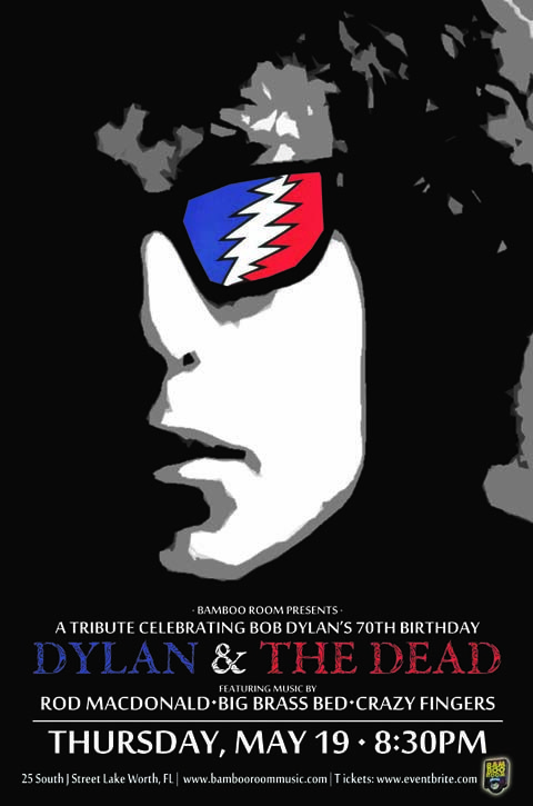 Dylan And The Dead Great Poster Design For A Show I D Love To See Bob Dylan Poster Music Concert Posters Concert Posters