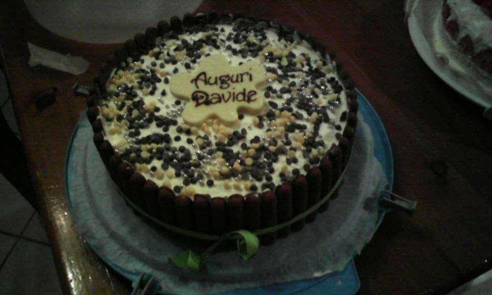 Togo Birthday Cake