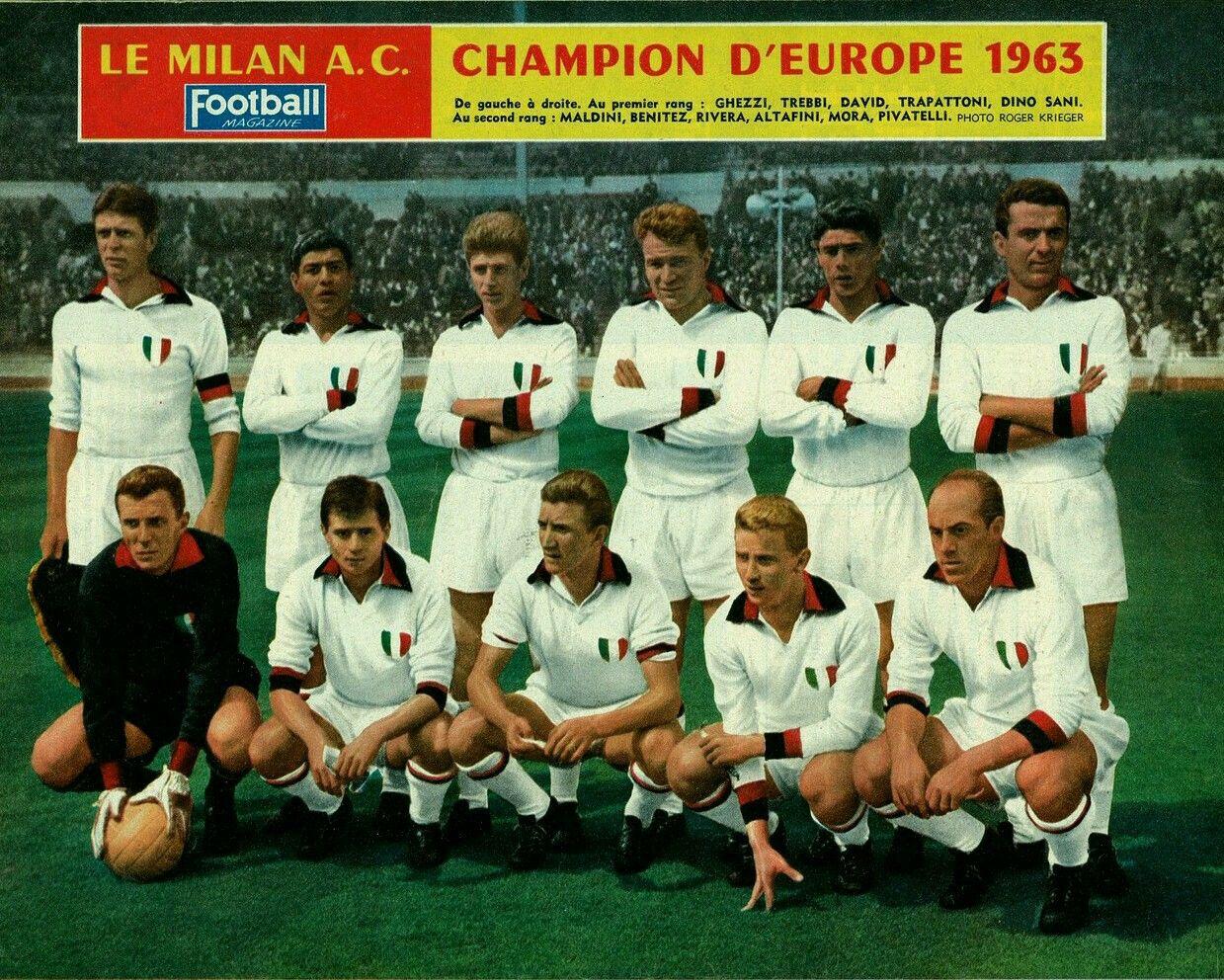1963 - AC Milan
