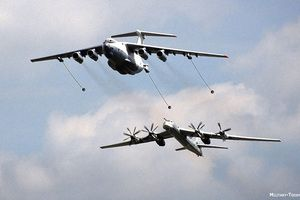 Bombers Capable Of Carrying Nuclear Weapons...