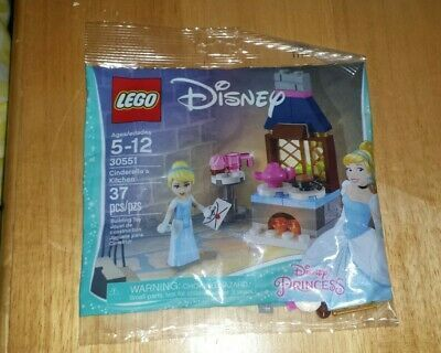 Lego Disney Princess Poly Bag Set # 30551 Cinderella's Kitchen #afflink Contains... #disneykitchen