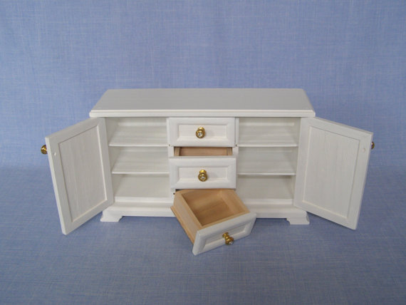 Chest Of Drawers For 12 Inch Doll 1 6 Scale Miniature Dollhouse Dresser Drawers Chest Of Drawers Doll House