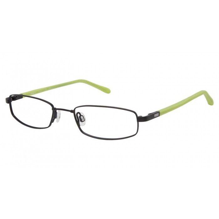 dff4c1668f98 Puma PU 15338 Black/Clear Prescription Sunglasses Online, Rx Sunglasses,  Wrap Around,