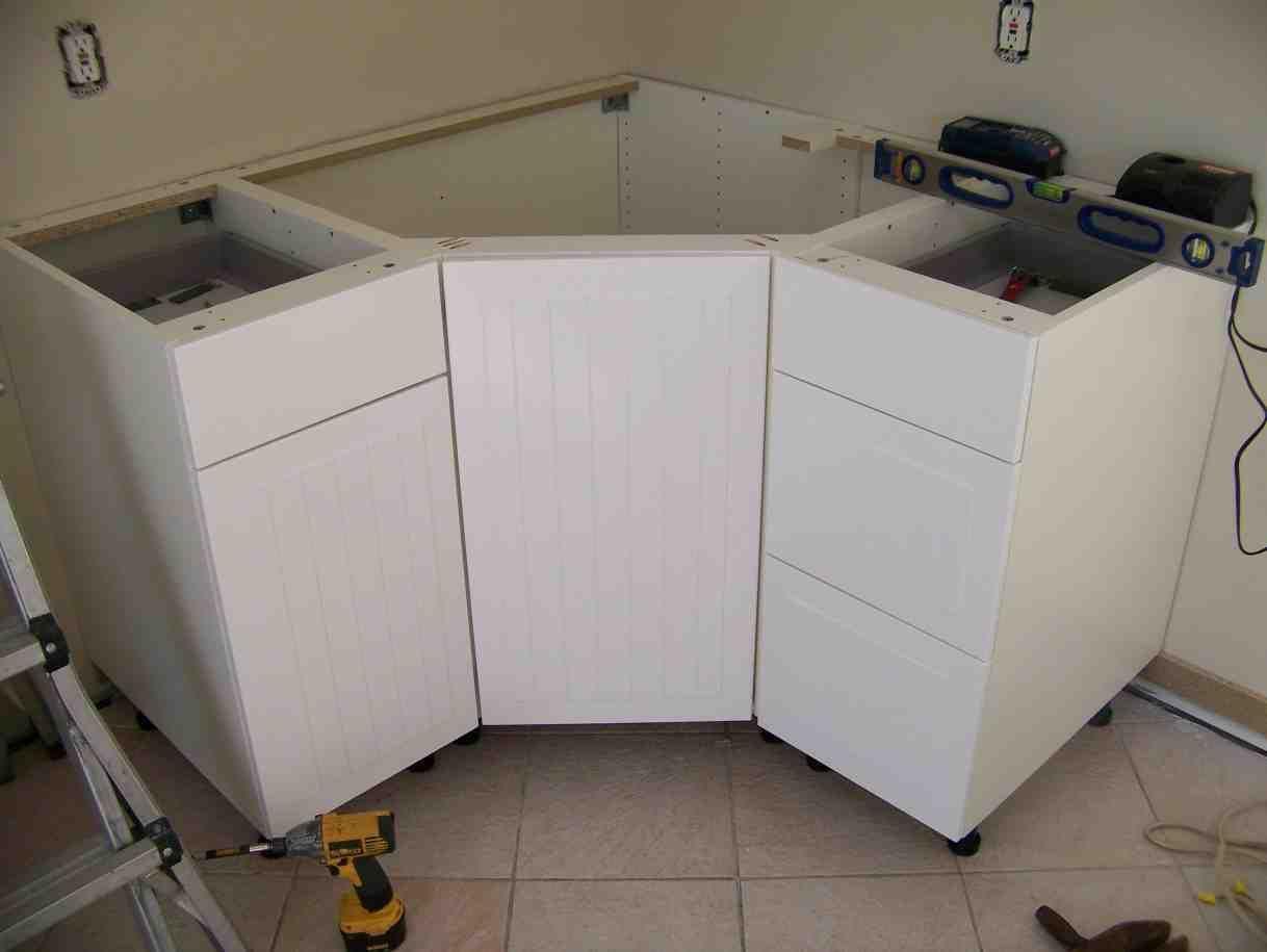 Best Ikea Corner Base Cabinet Better Base Cabinets Corner 400 x 300