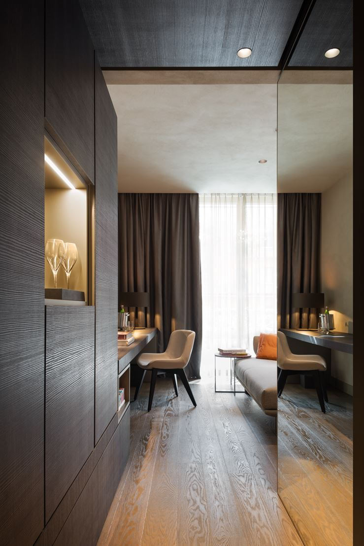 Hotel Viu Milan Picture Gallery Pinterest # Muebles Viu Recamaras