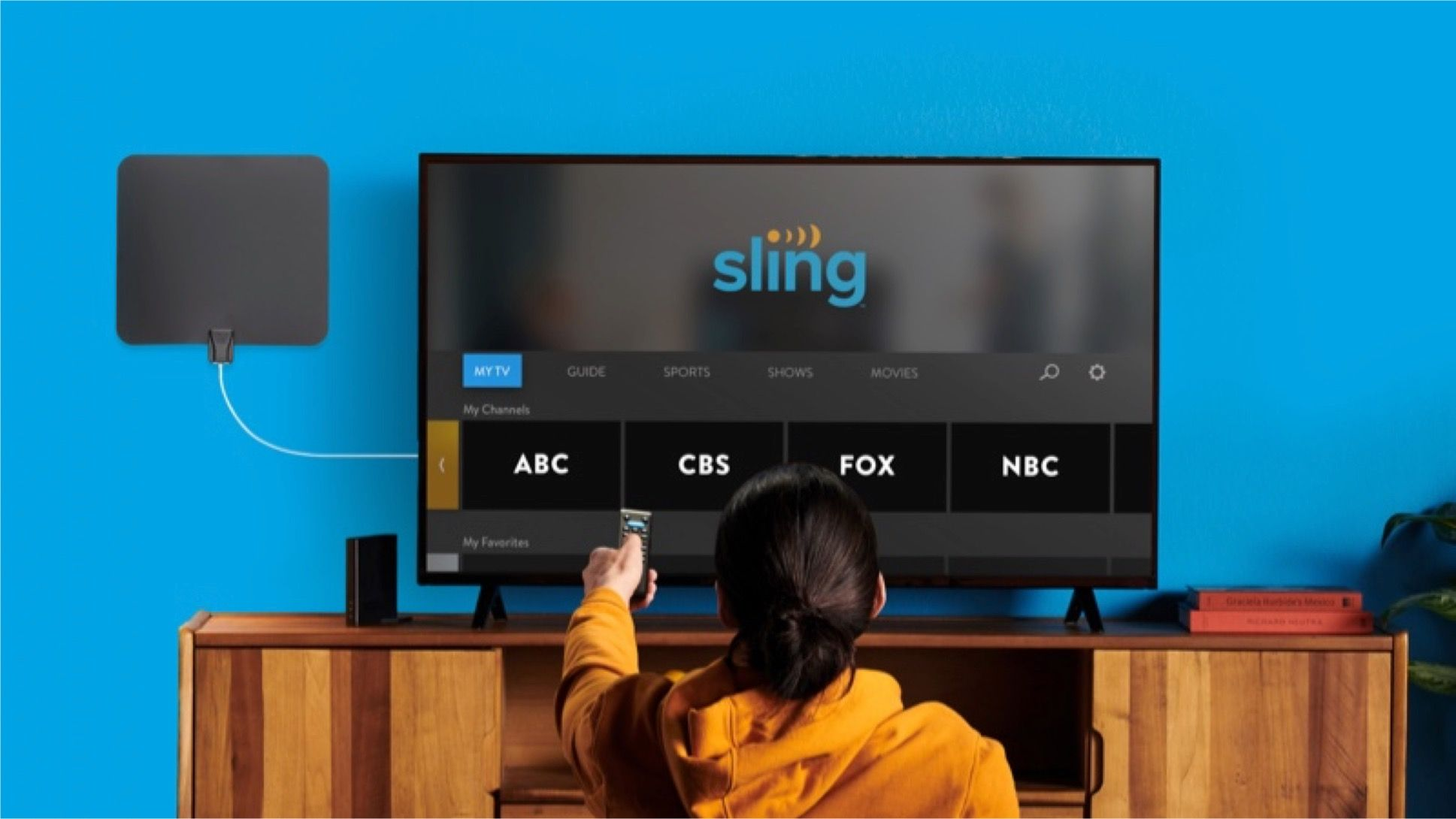 Lg Smart Tv Customers Can Now Add Local Channels To Sling Tv In 2020 Sling Tv Smart Tv Tv App