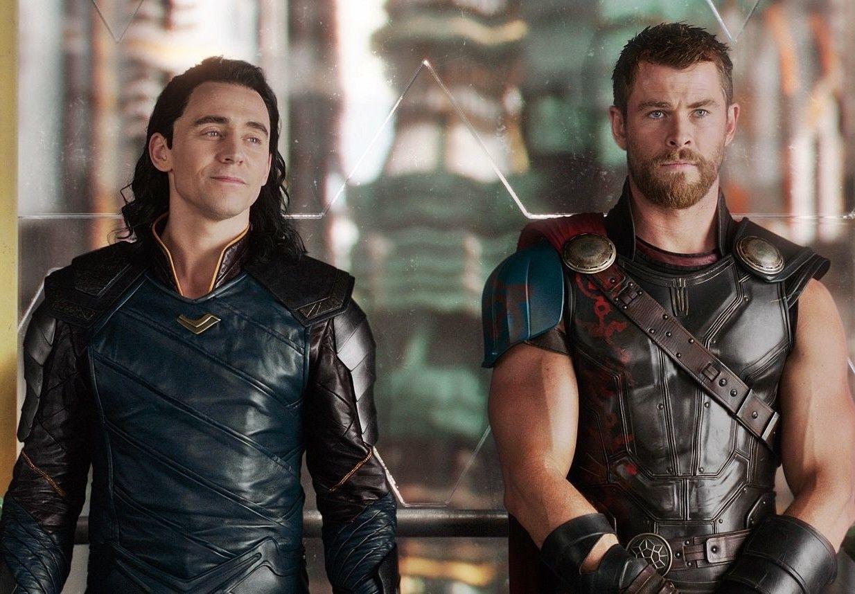 Thor Ragnarok Haircut Chris Hemsworth Hairstyle Marvel Loki Marvel Loki