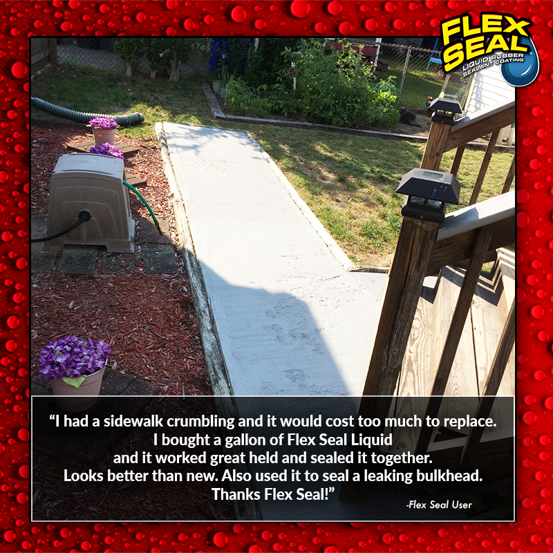 Flex Seal Gallon Official Site Flex Seal Family Of Products Seal Flex Gallon