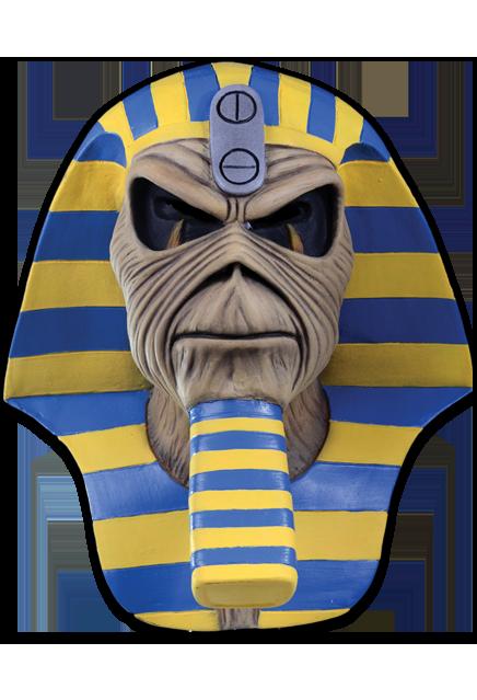 Iron Maiden Eddie Powerslave Cover Mask Halloween Masks In 2018