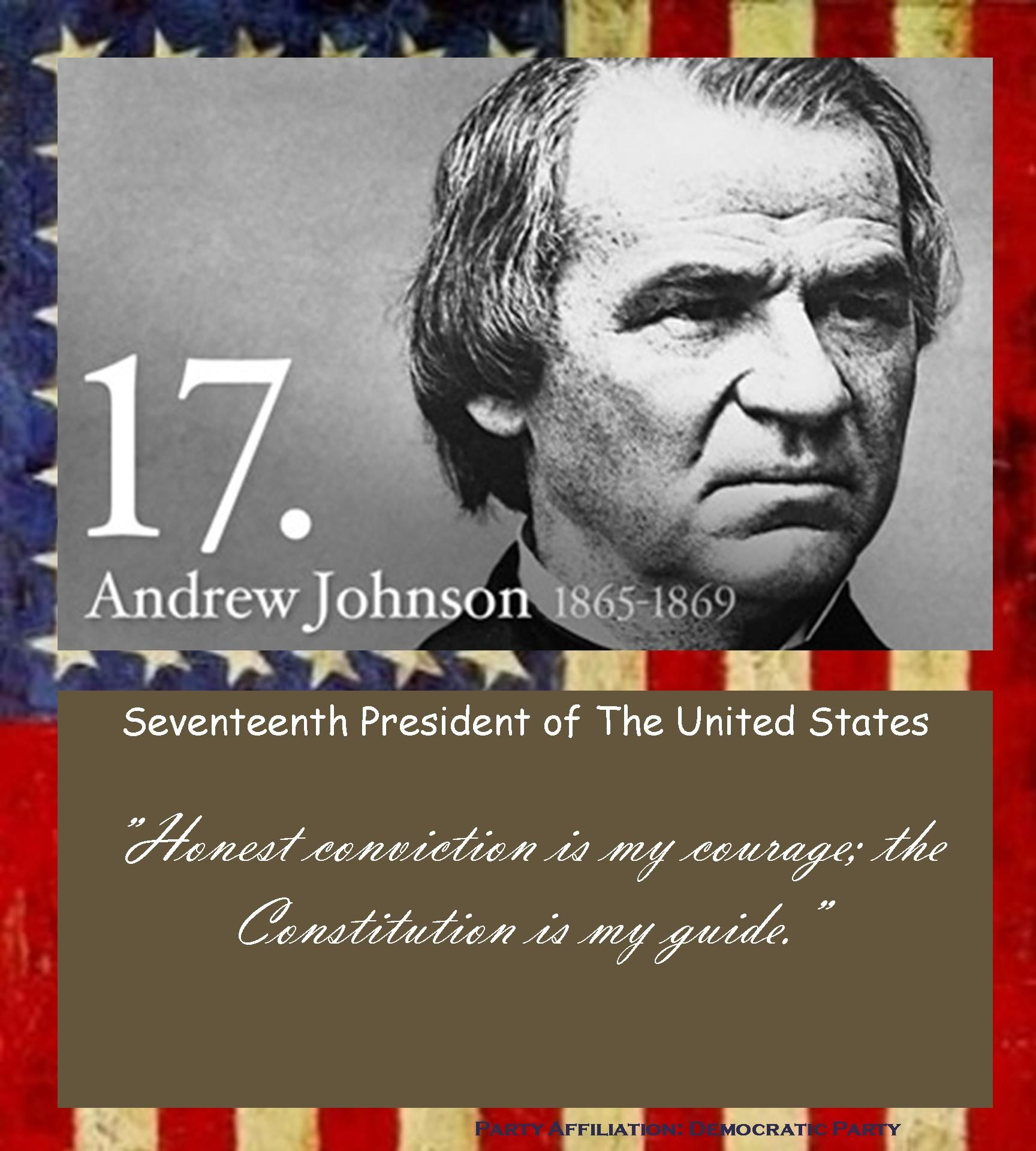 why they impeached andrew johnson