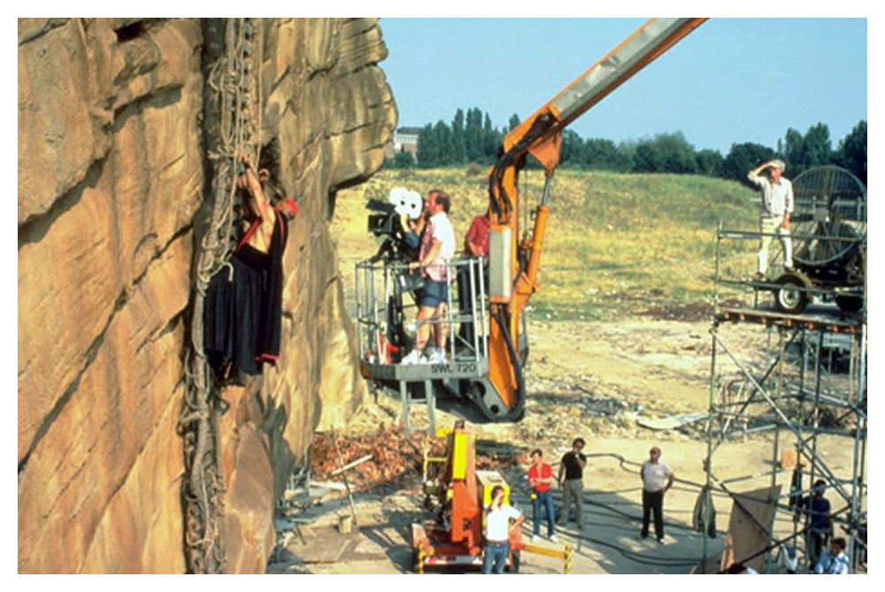 #bts Temple of Doom