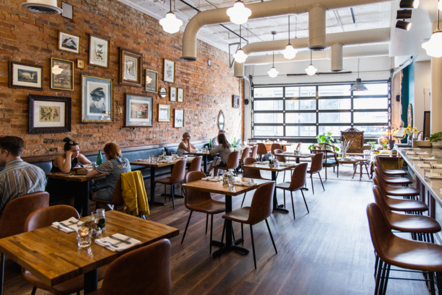 Newport S The Baker S Table Named One Of The Best New Restaurants Of 2019 By Eater Bakers Table Cozy Brunch Restaurant