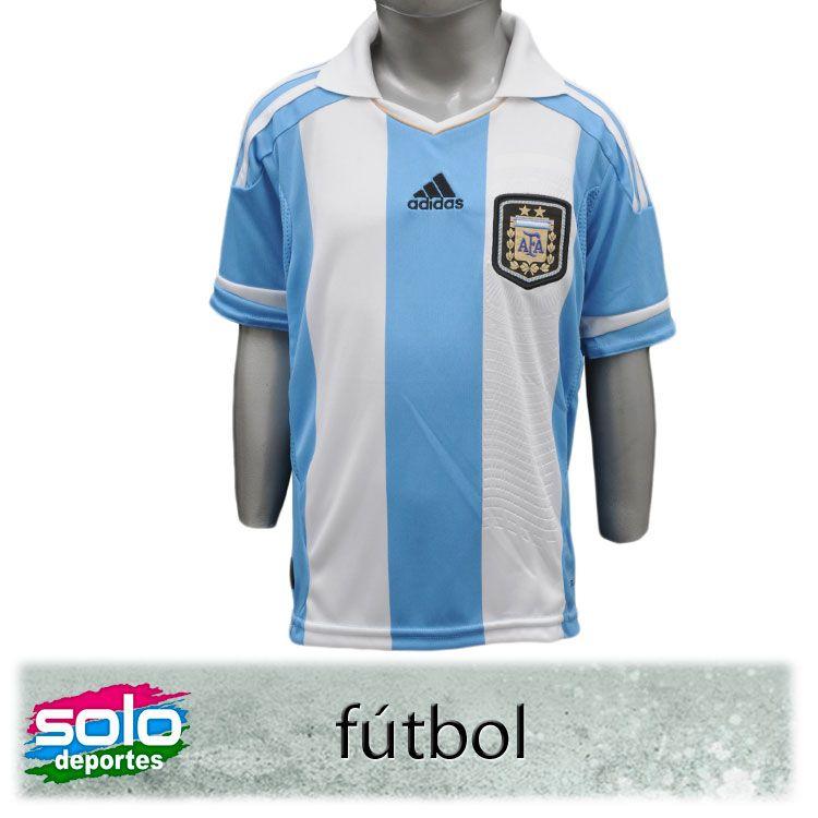 Camiseta AFA Oficial Kids Celeste Blanco Marca  Adidas 100020V88838001   249 79d183b61f953