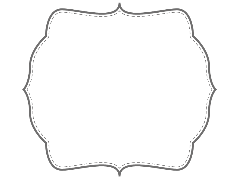 Dropbox Bracket Frames From Puresweetjoy Frame Printable Brackets Clip Art