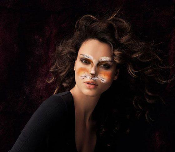 Fotomontaje Maquillaje Halloween #halloween #máscarashalloween