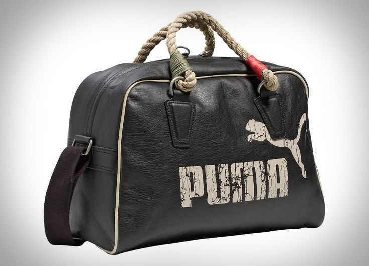 Puma Bowling Bag Gym