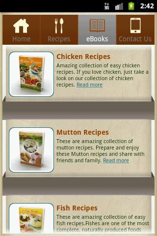 Cooking ebooks bestindian cooking pinterest food and recipes best indian cooking is a unique recipe app delivering indian recipes forumfinder Image collections