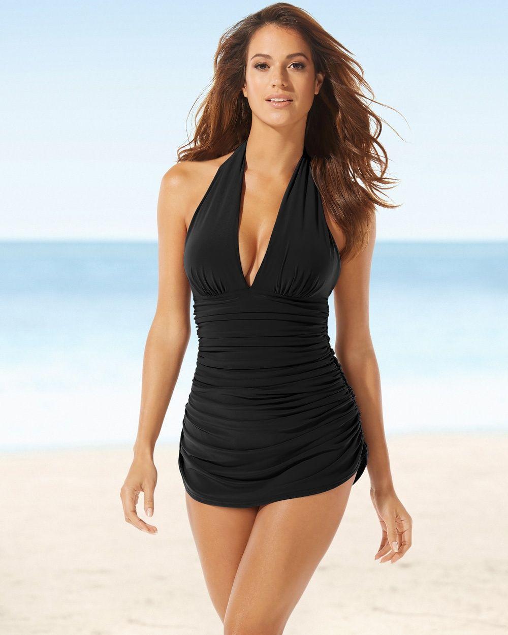 e6d2250b78125 Shop Tummy Minimizer Swimwear - Free Shipping - Soma