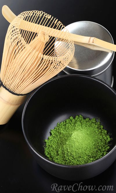 Healthy Japanese Green Tea Matcha. Part of Japanese Tea Ceremony.