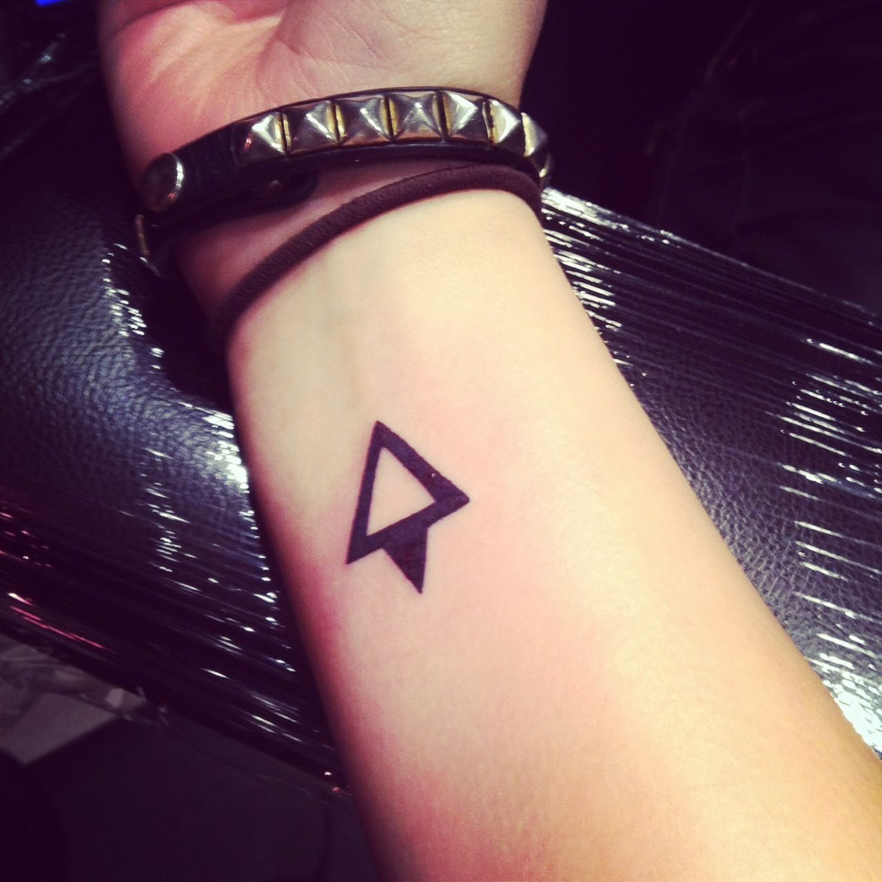 Cool tattoo ideas for brothers triangle  note to self  pinterest  black tattoos tattoo