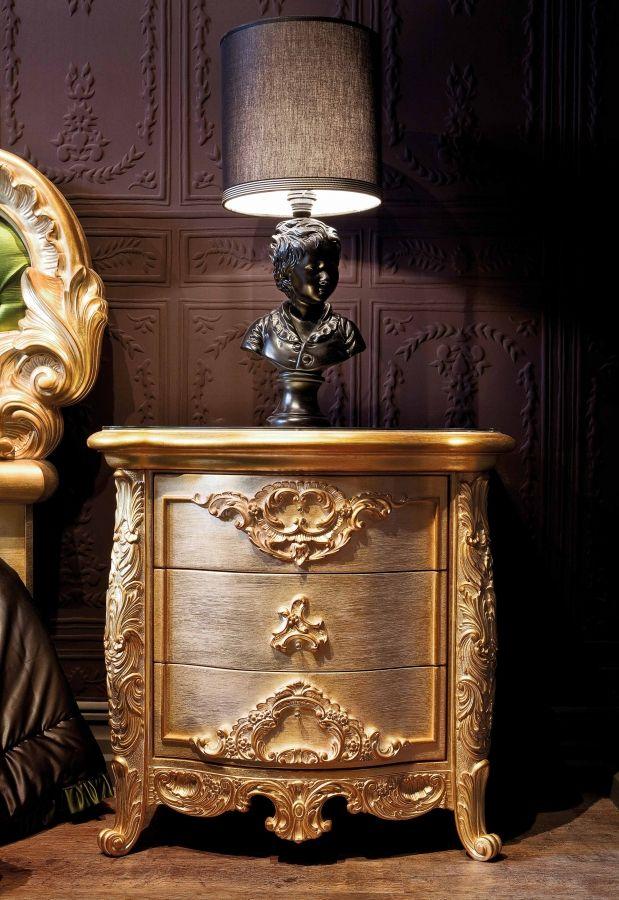 Silik Creazioni Hand Carved Furniture Corner Shelf Design Handmade Furniture