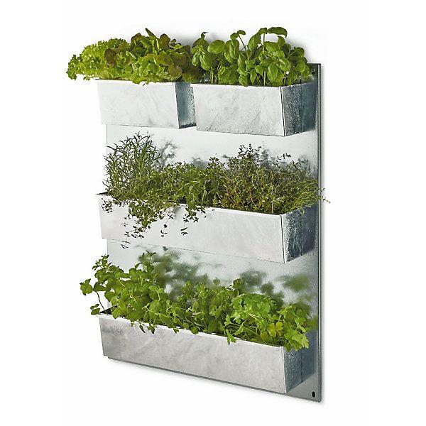 Vertikaler Garten Stahl Verzinkt Garden Ideas Garden Galvanized Steel Large Planters
