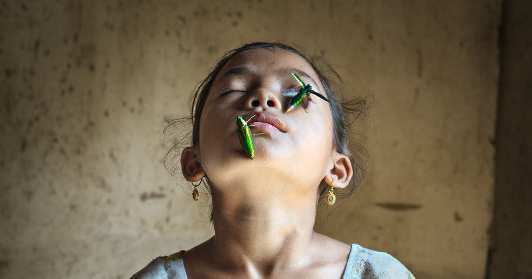 Girls Rule in an Indian Village: Mawlynnong, in India's