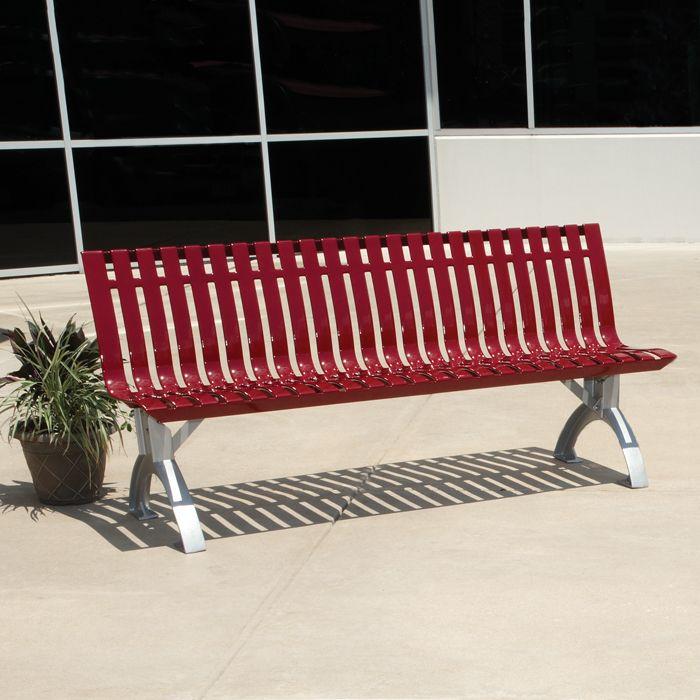 Как выбрать хорошую скамейку для сада и улицы