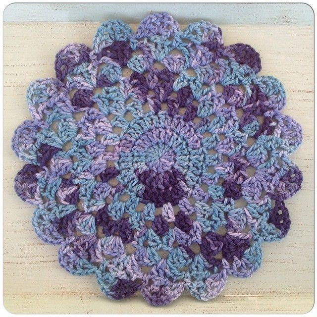 crochetinpaternoster crochet mandalas