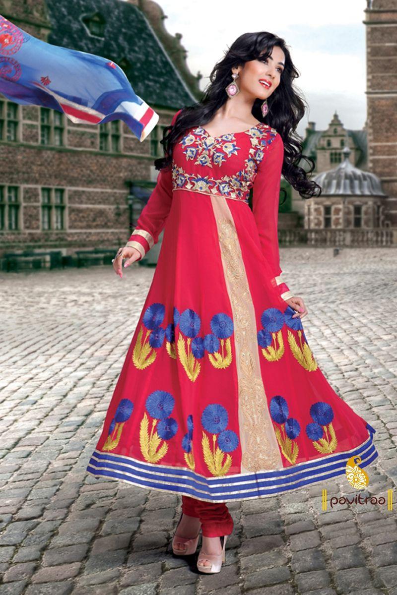 Pavitraa Buy Anarkali Suits,Designer Salwar Kameez,Indian Anarkal