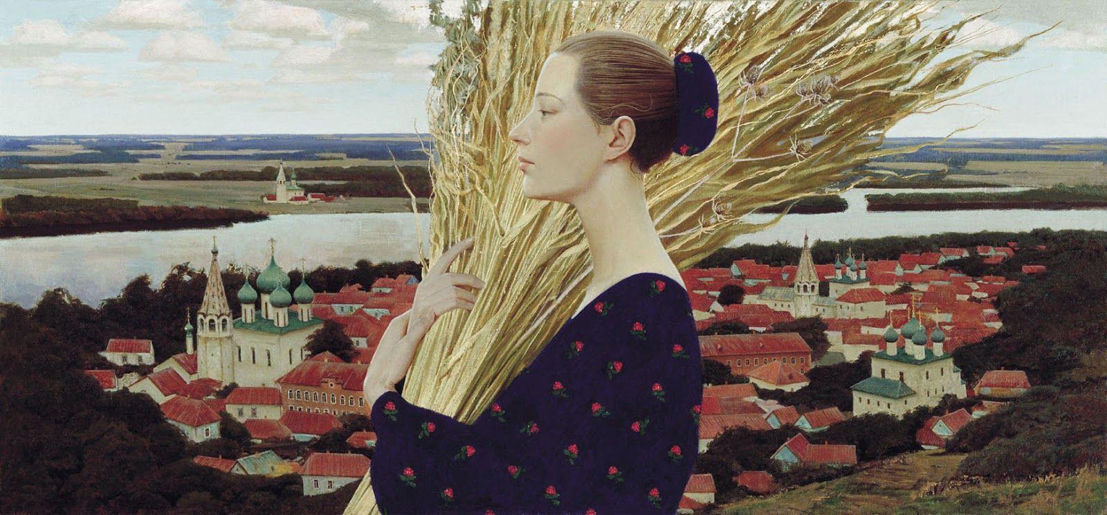 Andrey Remnev - Contemporary Artist - Moscow - O Mundo da Arte
