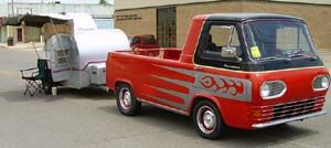 65 Ford Econoline Pickup With Camper Sealingsandexpungements