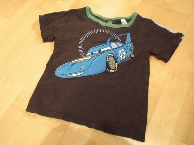 Lieblingsshirt gerettet / Save my favourite shirt / Upcycling