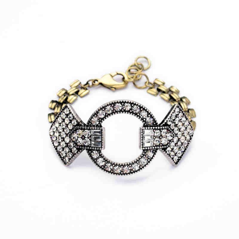 Geometric Fashion Bracelet
